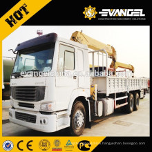 Famous SQ12ZK1 truck mounted crane 12t 6t for sale