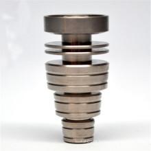 10/14/18 milímetros masculino Domeless Titanium prego para fumar atacado (ES-TN-040)