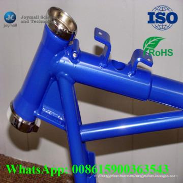 Color anodizado de aluminio CNC Casting Bike Part