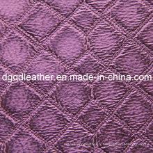 Mode Quilting décoration meubles en cuir (QDL-51376)