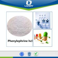 Heißer Verkauf GMP Qualität Phenylephrine hcl Phenylephrine Hydrochlorid