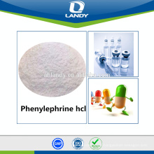 Hot sale GMP quality Phenylephrine hcl Phenylephrine hydrochloride