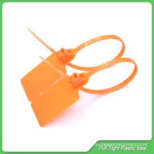Correa plástico bolsa sellos (JY410S), sellos de plástico de envase