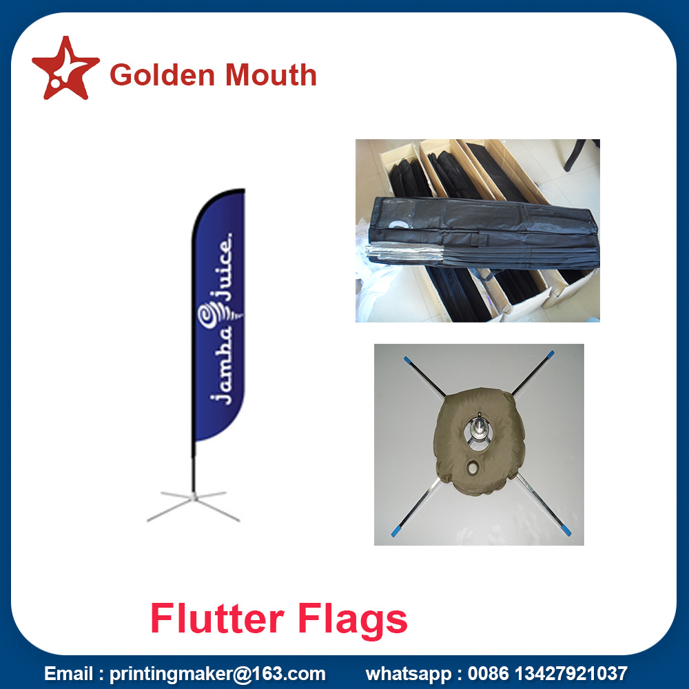 promotion feather flags