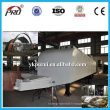 Machine de formage de rouleaux de toit de courbe de vente courante