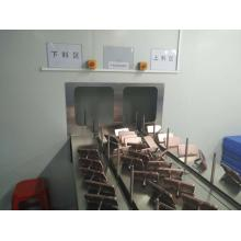 spray coating line for phone covers