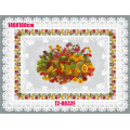 Wholesale China Factory High Quality All in One Independent Design (TZ-0005) Printed Transparent Tablecloth 140*180cm