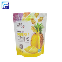 Matte Zipper Plastic Dried Fruit Bag