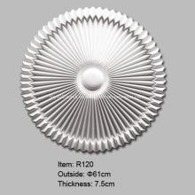 Medallón de techo de poliuretano Shakuras