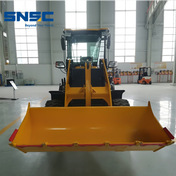 Mini Loader Factory SNSC 1.5T Loader Kecil