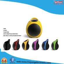 Красочный DJ беспроводной беспроводной Bluetooth спикер F905