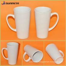 17oz Sublimation Mugs Coated Conic Mugs