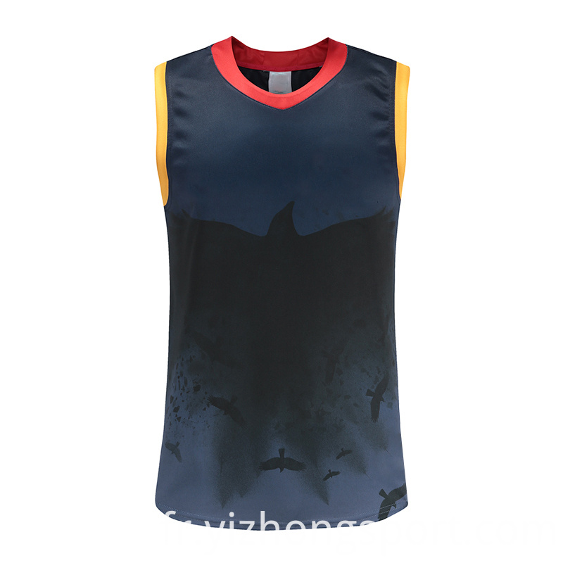 Mens Rugby Wear Vest