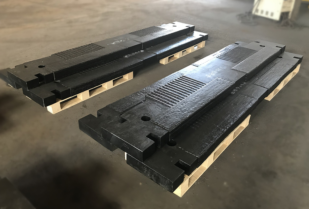 CCO Abrasion Grate Plate