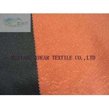 75 D tejido de flocado de tejidos de tapicería