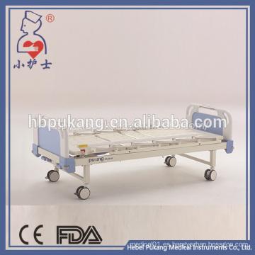 Dos funciones de abs cama de hospital cama de enfermería manual