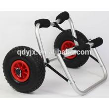 Kajak-Wagen mit U-Form Ständer und weichem Schaumstoff Stoßfänger YJX02005