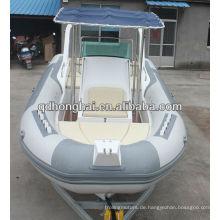 Luxus RIB Boot HH-RIB730B mit CE-Kennzeichnung