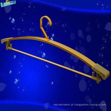 Popular Fine Hung Hanger Feminino Petite Hanger em Golden