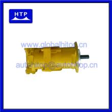 high quality hydraulic transmission gear pump assy advanced FOR KOMATSU 705-51-20070