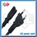 Free sample UL Certified 250v 3 prongs brazil AC power cord