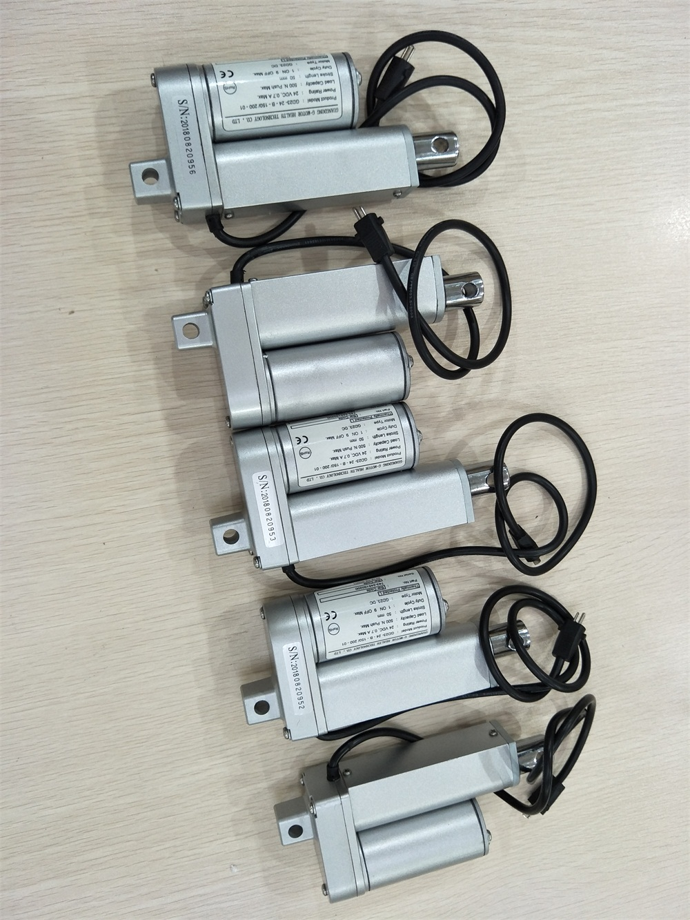 24V linear actuator