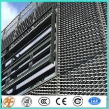 Vente chaude Heavy Duty En Aluminium Maille Expansé Façade