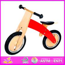 2014 Balance Bike Wood, Wooden Balance Bike for Kids with Factory Price (W16C014)