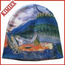 Sublimação de impressão Beanie Hat promocional