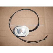 Bobina eléctrica de 12 voltios ovalada para frenos de remolque
