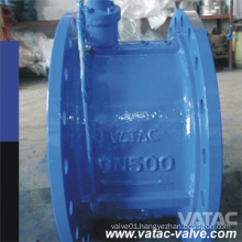 Cast Steel Wcb/Wc6 RF Flange Cast Butterfly Check Valve