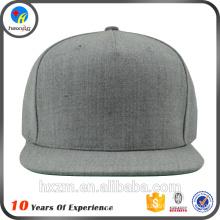 Fashion 5 panels blank snapback cap