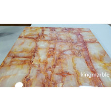 artificial Pvc Decoration Marble Panels