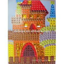 Children DIY mosaic art sticker for Palace