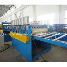 WPC/PVC Crust Celuka Foam Board Machine Extrusion Production Line