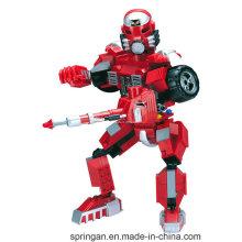 Transformador Series Designer Wanderer Robô 201PCS Bloqueia Brinquedos