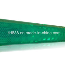 Green High Intensity Prismatic Reflective Sheeting for Traffic Safety