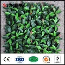 открытый зеленым экраном искусственные растения забор панелей стены для продажи