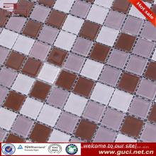 Китай производство плитки плавательного бассеина мозаики кристаллического стекла цена