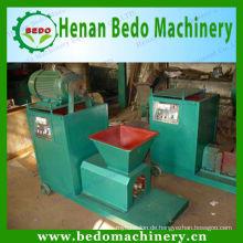China Professionelle High Output Gute Qualität Holz Brikett Maschine / Sägemehl Brikett Maschine