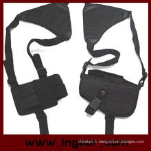 Étui de pistolet d'épaule tactique avec Mag Pouch de Swat