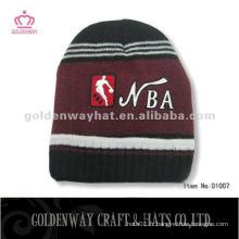 Bonnet en maille tricoté de haute qualité avec un design parfait