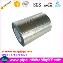 Aluminum Foil Adhesive Tape For Building Construction