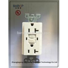 Fehlerstromschutzschalter FI-Schutzschalter mit UL-Zulassung, 20A, 125V AC, 60Hz barep