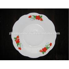 Керамические плиты в цветочном исполнении в африканском стиле