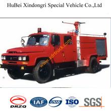2ton Dongfeng Сухой порошок Пожарная машина Euro2