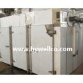 Machine de séchage à air chaud