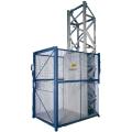 Hydraulic passenger elevator equipment