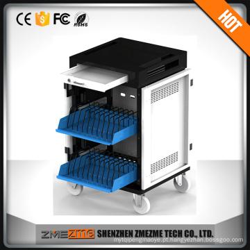 armário / carro de carregamento da bateria do portátil / tabuleta com CE
