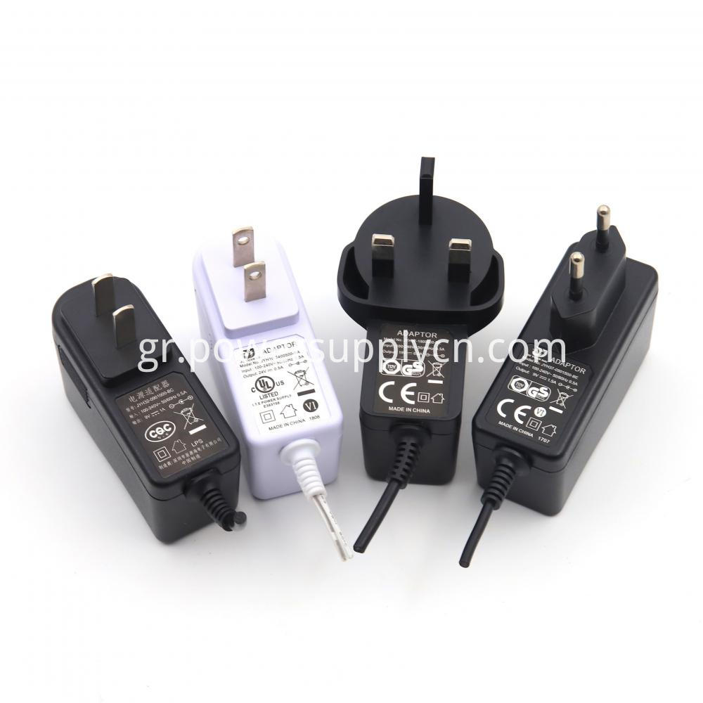 12v 1 5a Wall Mount Power Adapter For Router